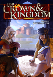 For Crown & Kingdom - Board game