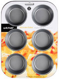 Wiltshire Wonderbake Texas Muffin Pan - 6 Cup