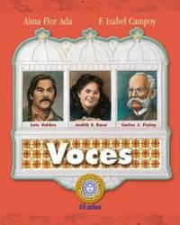 Voces by Alma Flor Ada