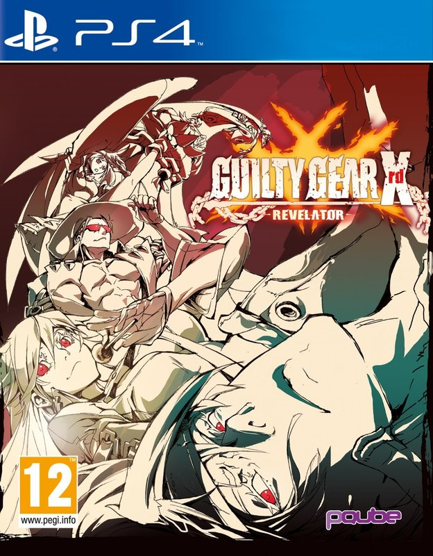 Guilty Gear XRD - Revelator for PS4