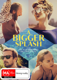 A Bigger Splash on DVD