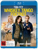 Whiskey Tango Foxtrot on Blu-ray
