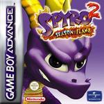Spyro 2: Season of the Flame for Game Boy Advance