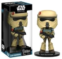Star Wars: Rogue One - Scarif Stormtrooper Wobbler Vinyl
