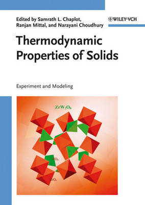 Thermodynamic Properties of Solids