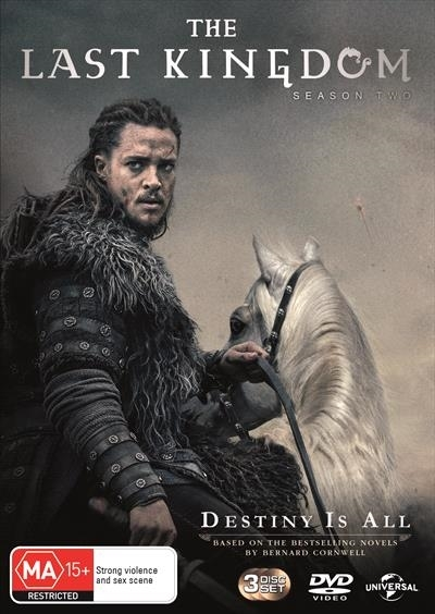 The Last Kingdom - Season Two on DVD image