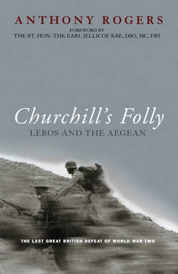 Churchill's Folly by Anthony Rogers image