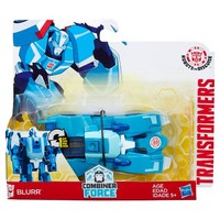 Transformers Combiner Force - One Step Changer - Blurr