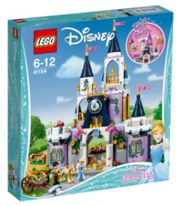 LEGO Disney: Cinderella's Dream Castle (41154)