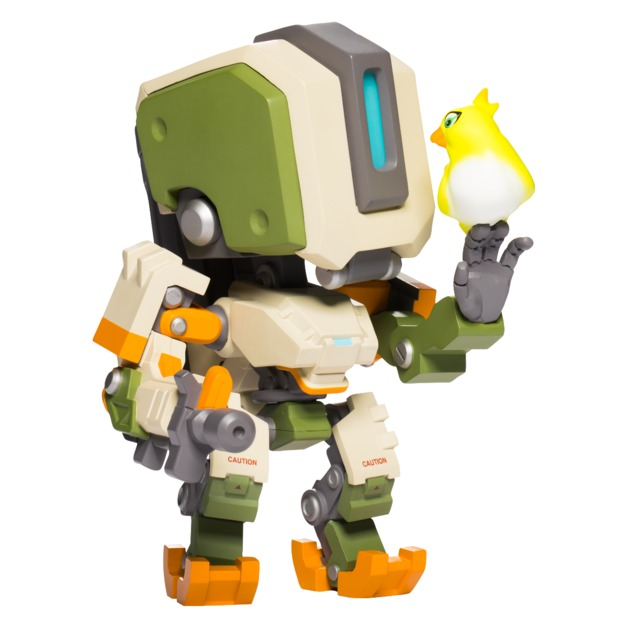 "Overwatch: Cute but Deadly - Colossal Bastion 8"" Figure"