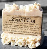 The Crafty Chook Coconut Cream Soap