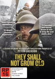 They Shall Not Grow Old on DVD