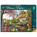 Holdson: 1000 Piece Puzzle - Picture Perfect 5 (Country Cottage Way)