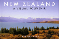 New Zealand: A Visual Souvenir by Gareth Eyres image