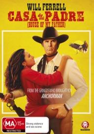 Casa De Mi Padre on DVD