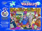 Wasgij Mystery 1000pc Puzzle - 9 Train Robbery