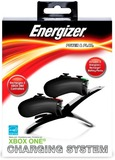 New Energizer Charging System for Xbox One - Black for Xbox One