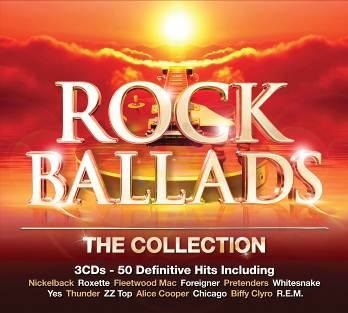 Rock Ballads: The Collection by Various Artists image
