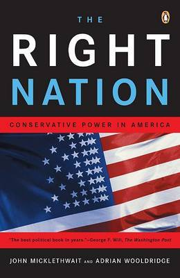 The Right Nation by John Micklethwait image
