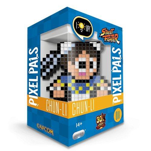 Pixel Pals Street Fighter Chun-Li image