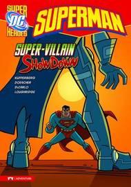 Super-Villain Showdown by Paul Kupperberg