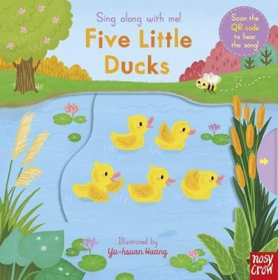 Sing Along With Me! Five Little Ducks image