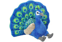 Cuddlekins: Peacock - 12 Inch Plush