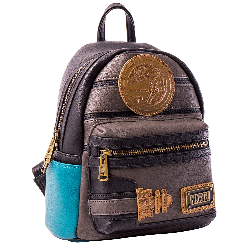 ... Loungefly  Marvel Valkyrie - Cosplay Mini Backpack image ... 0ba6e5b929961