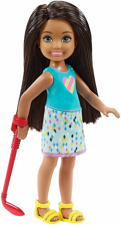 Barbie Club Chelsea Mini Golf Doll Playset