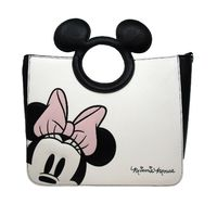 Loungefly: Mickey Mouse - Minnie Head and Ears Handbag