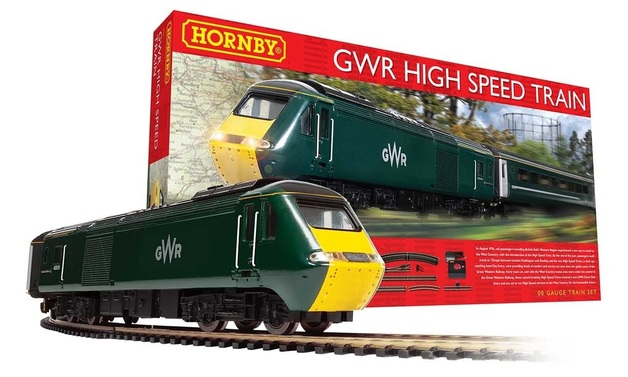 Hornby: GWR HST High Speed - Train Set (Era 11)