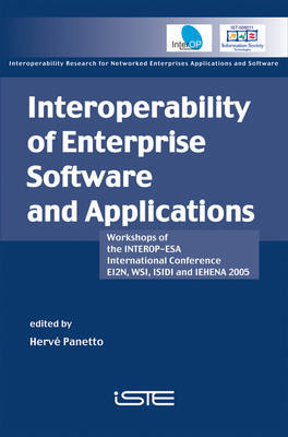 Interoperability of Enterprise Software and Applications image