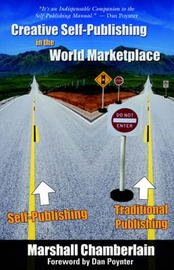 Creative Self-Publishing in the World Marketplace by Marshall Chamberlain image