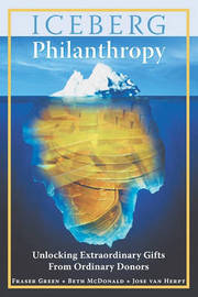 Iceberg Philanthropy by Fraser Green