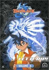 Beyblade Vol 6 on DVD