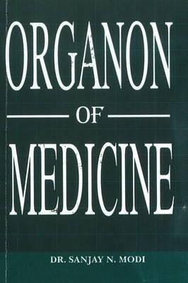 Organon of Medicine Simplified by Sanjay N. Modi image