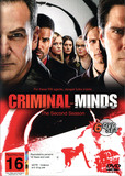 Criminal Minds - Season 2 (6 Disc Box Set) DVD