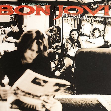 Cross Road: The Best Of by Bon Jovi