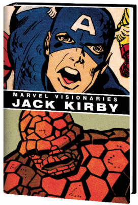 Marvel Visionaries Jack Kirby Volume 1 HC by Jack Kirby