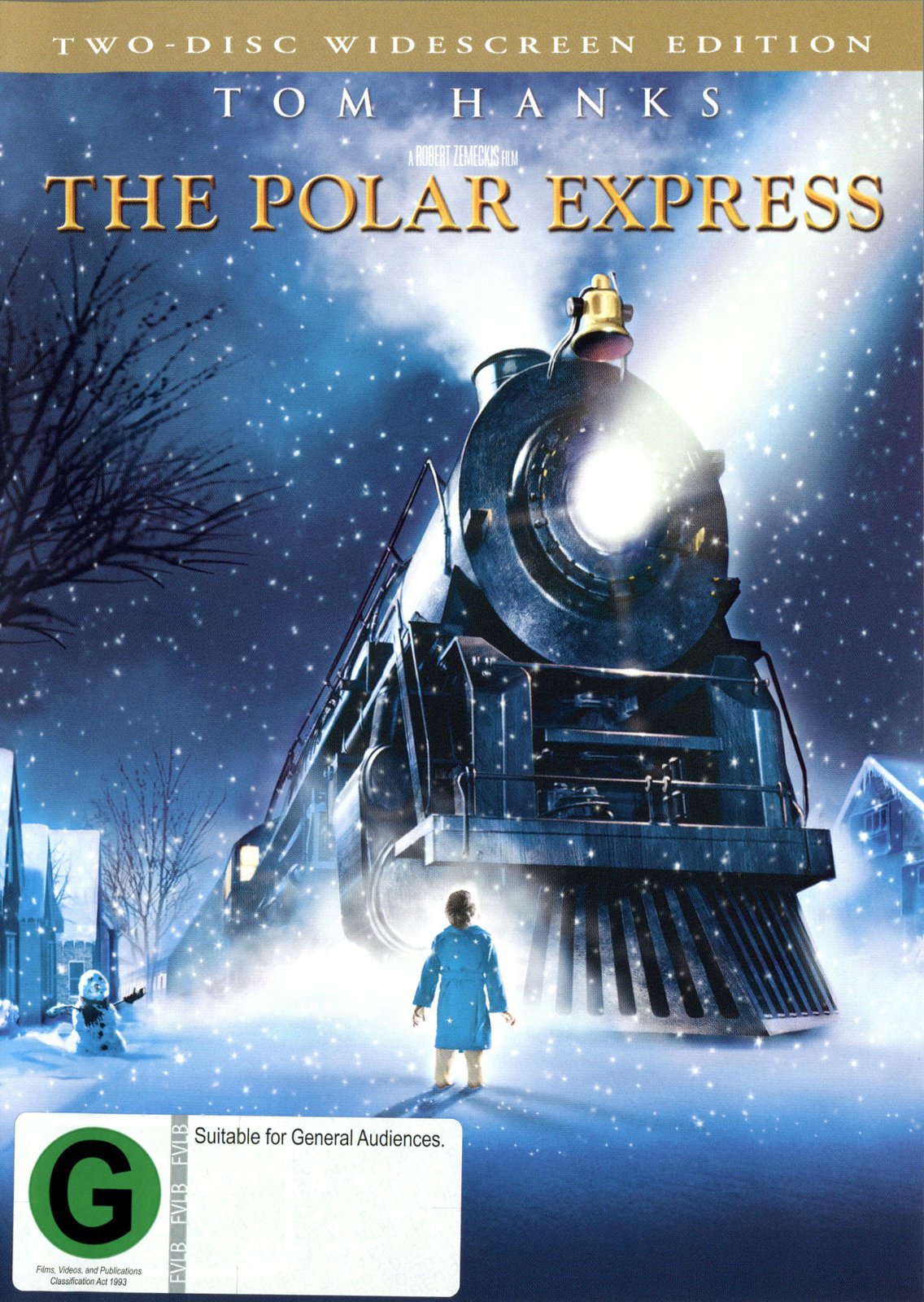 The Polar Express (2 Disc) on DVD image