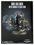 Warhammer 40,000 Ork Big Mek with Shokk Attack Gun