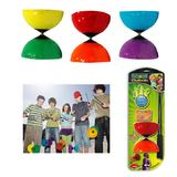 Funtrix Diabolo With Dvd (3 Assorted Colors)