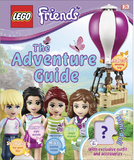 Lego Friends: the Adventure Guide (with Exclusive Mini-Doll!)