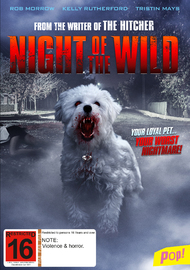 Night of the Wild on DVD