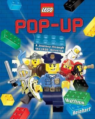 LEGO Pop-up by Matthew Reinhart