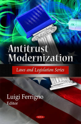Antitrust Modernization