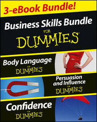 Business Skills for Dummies Three Ebook Bundle by Elizabeth Kuhnke