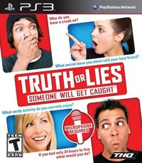 Truth or Lies (Game Only) for PS3