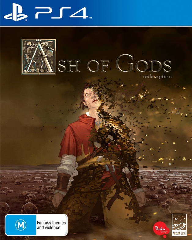 Ash of Gods: Redemption for PS4