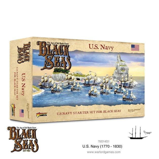 Black Seas: U.S. Navy(1770 - 1830)
